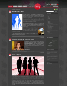 Blog Privalia
