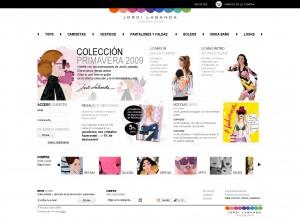 Jordi Labanda Fashion Shop