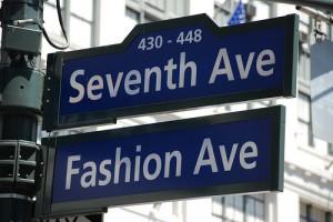 Fashion Avenue - New York