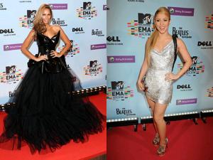 MTV - Leona Lewis & Shakira
