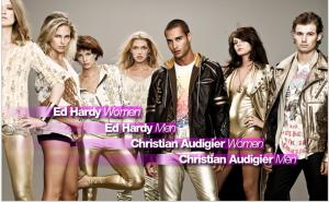Ed Hardy & Christian Audigier