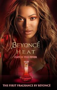 Heat, el perfume de Beyoncé