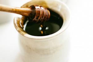 Miel para las mascarillas caseras
