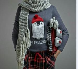 Pijamas de Invierno