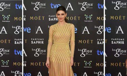 Goya 2015 – Mejor Vestidas