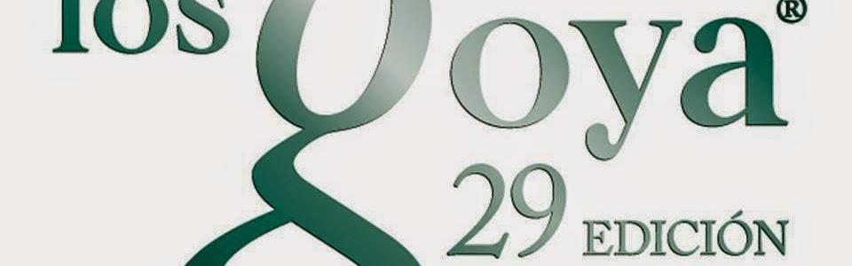 Nominaciones Goya 2015