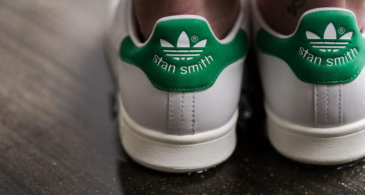 Un buen clásico: Las Stan Smith de Adidas
