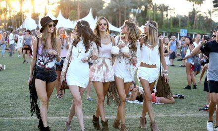 Look festivalero, tendencias marcadas en Coachella