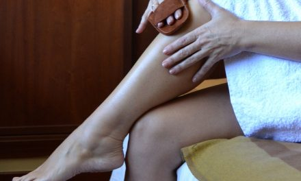 La manopla, la nueva depilación natural