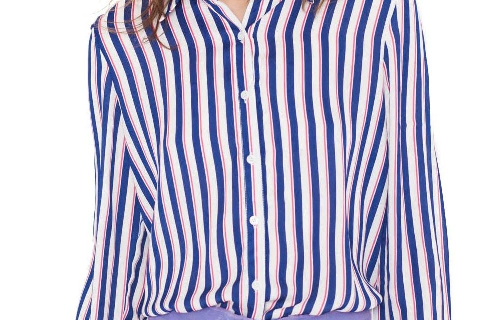 Camisa de rayas para nosotras, Tendencia masculina