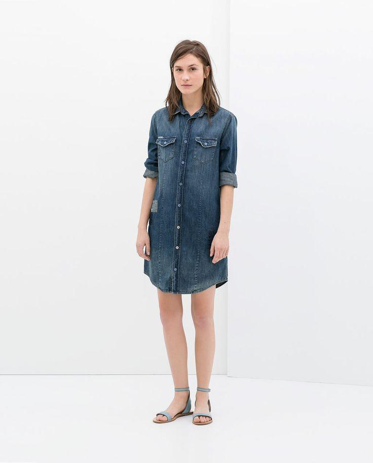 inspiracion vestido camisero 2