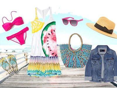 ropa para la playa