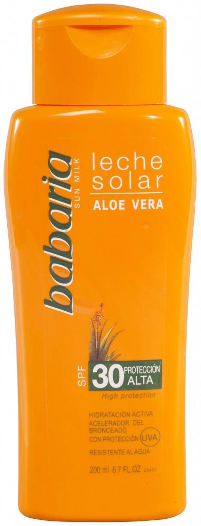 Protector Solar Babaria