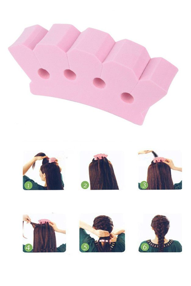 Fashion Wonder Sponge Hair Brader Twist