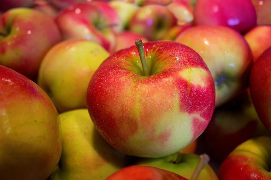 mascarilla manzana