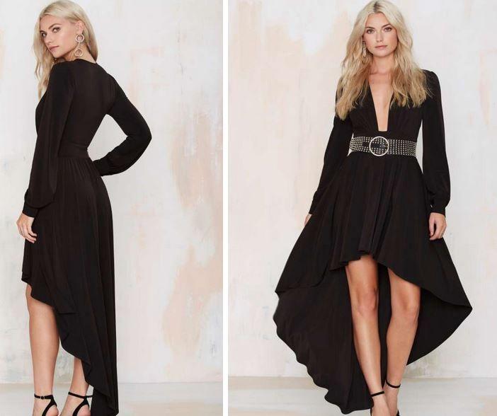 High-Asymetric-Dress