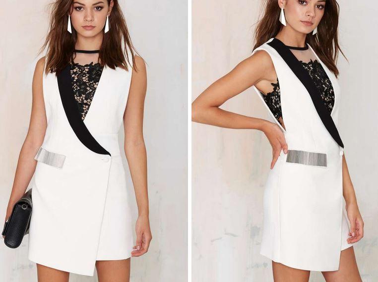 Luxedo-asimetrical-dress