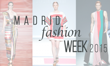 Madrid Fashion Week 2015