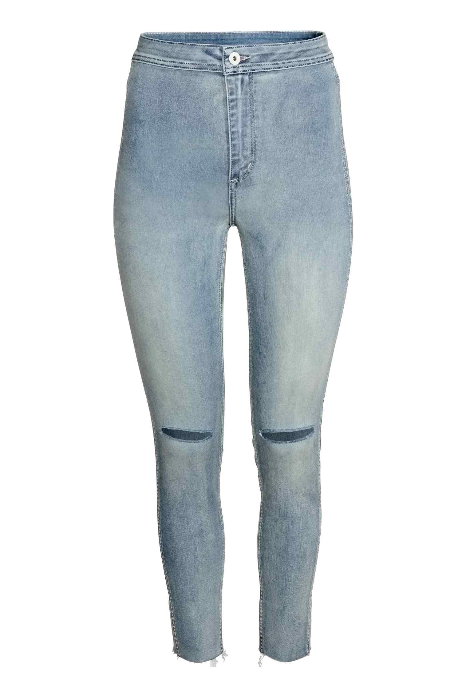 Ripped jeans en Zara