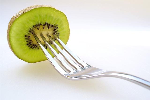 Frutas conta el estreñimiento - Kiwi
