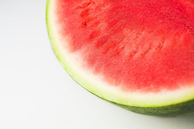 Frutas veraniegas - Sandía