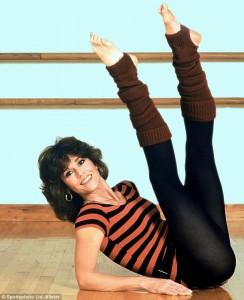 Jane Fonda y body