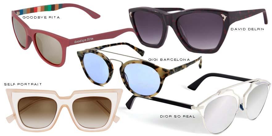 5 gafas de sol para el verano