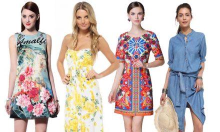 Inspiración de moda para el verano