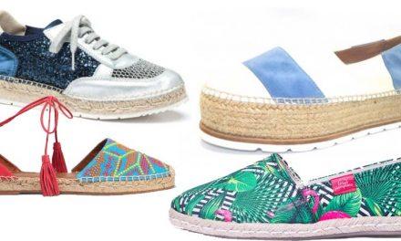 Alpargatas, la moda a tus pies