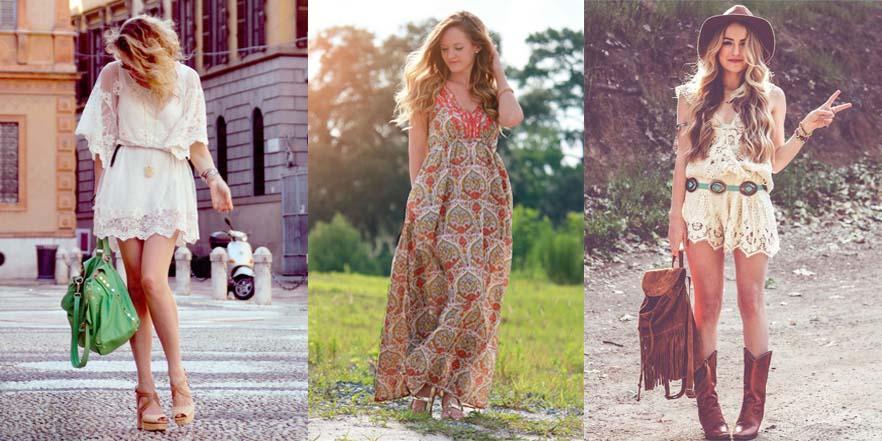 Ideas de estilismo para el verano