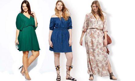 Tendencias en vestidos para mujeres curvy