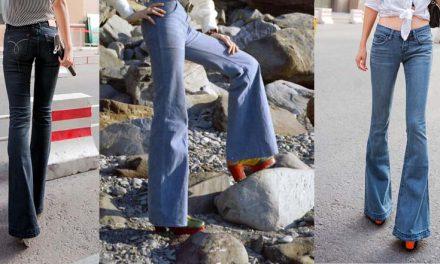 Bootcut, los pantalones de moda