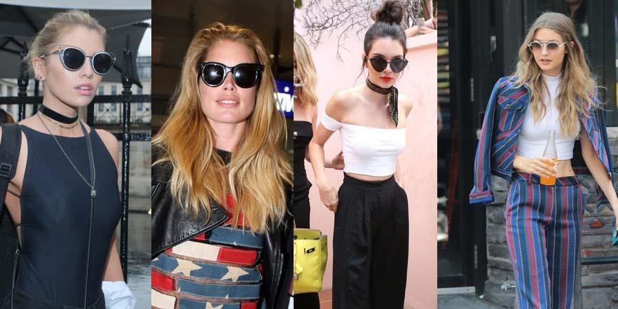 6 modelos de gafas de sol para nosotras