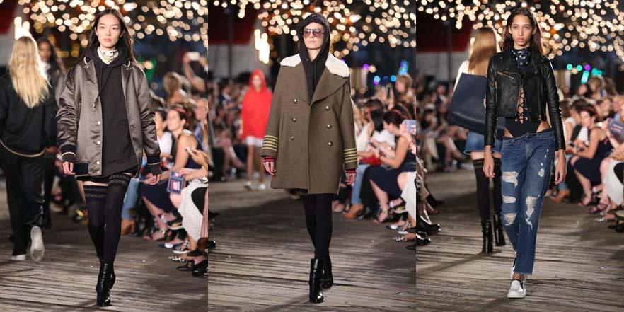 Nueva colección de Gigi Hadid y Tommy Hilfiger