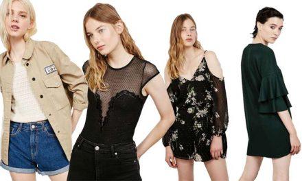 Bershka: colección moda otoño