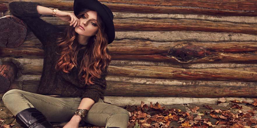 Novedades de moda para el otoño