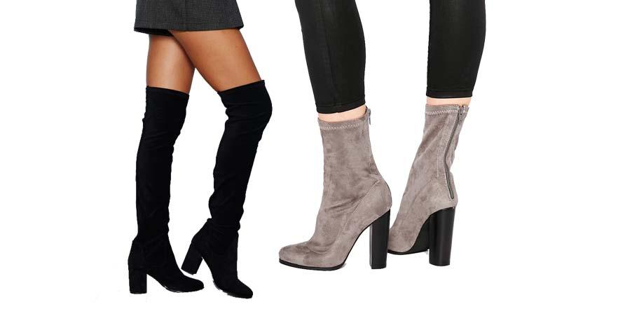 Socks boots, el calzado del otoño