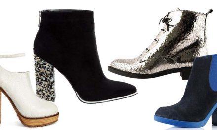 Botines, el calzado estrella de la temporada