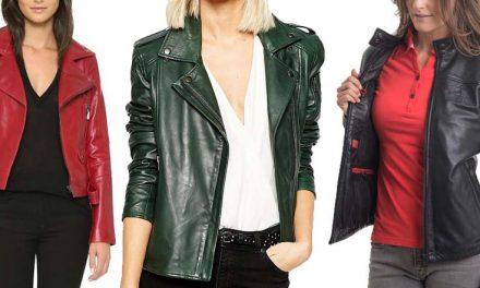 5 tips para combinar tu chaqueta de cuero