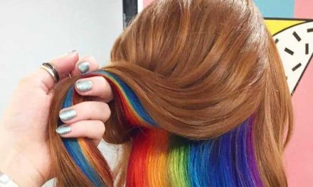 Hidden Rainbow, puro color para tu cabello