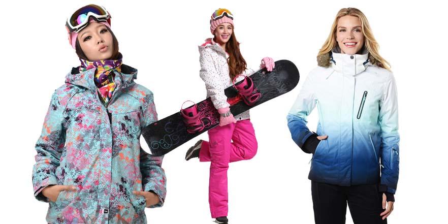 Moda para ir a la nieve este invierno