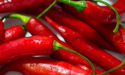 Beneficios de la pimienta cayena en la dieta