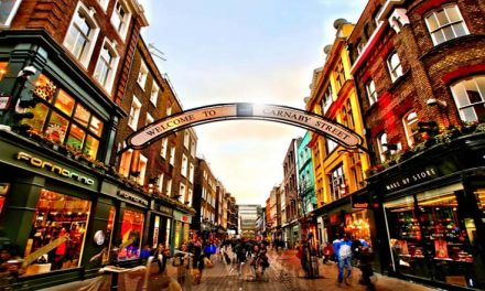 Ciudades europeas para ir de shopping