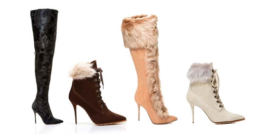 Savage, el nuevo calzado femenino de Rihanna
