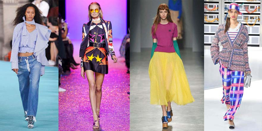 Las apuestas de la moda de primavera
