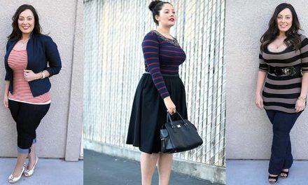 Tips de moda para chicas con busto grande