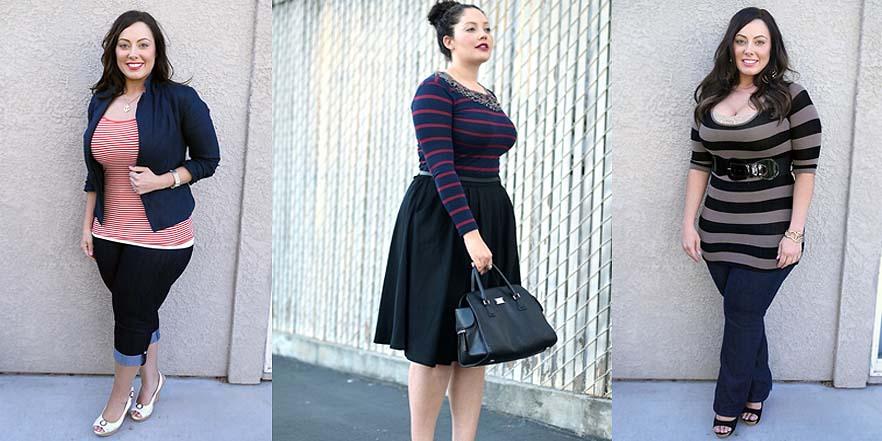 c627226c4 Tips de moda para chicas con busto grande