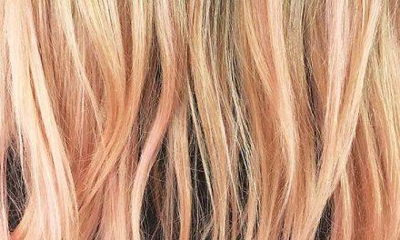 Blorange, el color de pelo de moda