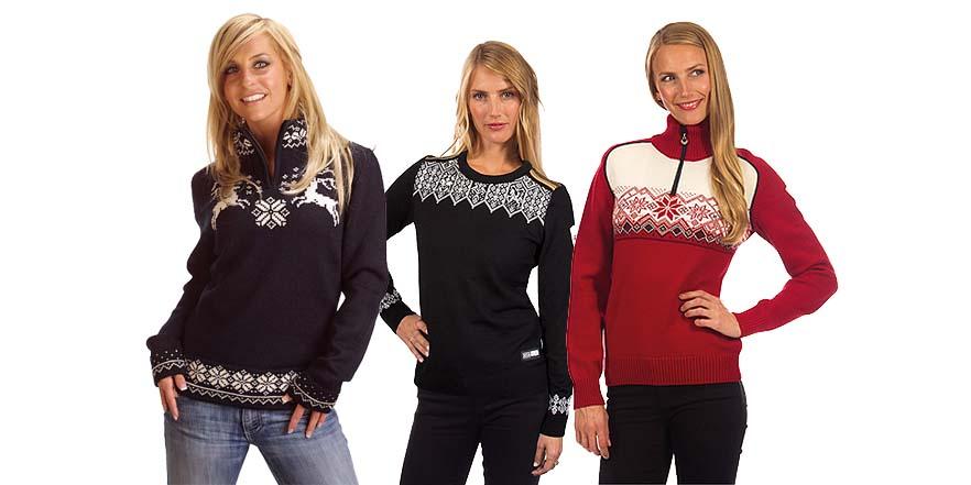 Jerséis noruegos, un must para el invierno