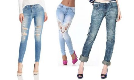 Pantalones vaqueros, indispensables en tus outfits